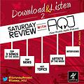 SaturdayReviewWithAOJ (Oct 18 - Oct 24, 2014) Final Edition