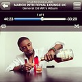 MARCH 29TH ROYAL LOUNGE @GENERALDJAK BDAY PARTY