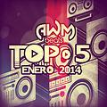 AWM Beats - Top 5 (Enero 2014)
