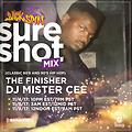 MISTER CEE SURE SHOT MIX BACKSPIN SIRIUS XM 11/4/17
