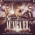 Maximus Wel Ft J Alvarez  Maluma - Se Acaba El Tiempo (Mambo Version)(Prod.By Montana The Producer)