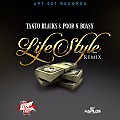 Tantp Blacks & Poor & Boasy  - Lifestyle Remix - UPT 007 Records