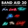 Band Aid 30 Years - Do They Know It's Christmas (2014)