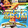 DJ RetroActive - Music & Rum Riddim Mix [Cr203 Records] April 2014
