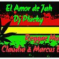 MIX GUITY RIDDIM DJ PLUCKY - SISTA CLAUDIA ft MARCUS BLACK