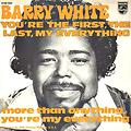 Barry White - You're The First, The Last (jaydeejoy edit)