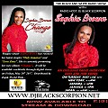 Sophia Brown - Radio Interview on The Black and White Radio Show Pt. 1 of 2 (5-23-17)