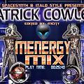 Patrick Cowley - Menergy MIX  [ Edited By MCITY 2O13 ]