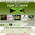 The Top 20 Hits on The Black and White Radio Show Vol. 27 (Dancehall) 6-13-17