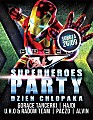Speed Club (Stare Rowiska) - Super Heroes Party 26.09.2015 [Rain Stage] Part 1 up by PRAWY