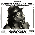Tribute to Joseph 'Culture' Hill