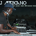 Dj Africano's Mix - My House (Uber 2012 Dance Vibes)