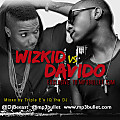 WIZKID VS DAVIDO by IQ  @Mp3bullet (24F62E77)  @Djbeeast (29F45CB2)   DBMMixxx