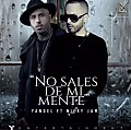 Yandel Ft. Nicky Jam - No Sales De Mi Mente
