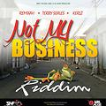 Kerlz - Stand Up (Not My Business Riddim) (Soca 2014)