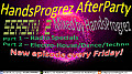 HandsProgrez AfterParty #031 (Part 2 - Electro-House)