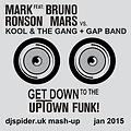 Oops Get Down to the Uptown Funk 2015