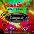 The Mr Of Freestyle Music (By Sandrão DJ)