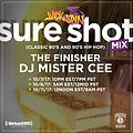 MISTER CEE SURE SHOT MIX BACKSPIN SIRIUS XM 10/7/17