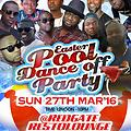 EASTER SUNDAY POOL PARTY 27TH MARCH @RED GATE SAGAMU OGUN STATE