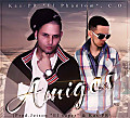 Kas-PR ''El Phantom''  Ft. C.O.  -  Amigos  ''rmix'' (Prod.El Jetty & Kas-PR , Black Angel Music)