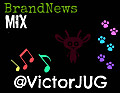 DJVictorJose'Vittin' - BrandNew Mix Vol. 1(Julio)