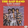 Gap Band - Burn Rubber