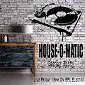 House-o-Matic #36 Special Retro By Deejay Marty sur RPL Electro