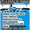 Armin Van Buuren's Warm Up - Live @ A State Of Trance 600 Mexico City - 16.02.2013 [www.trancemotion.org]