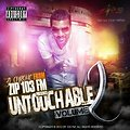 ZJ CHROME ~ UNTOUCHABLE MIXTPAPE (ZIPFM) DEC 2012 @TWITTER_D_EMPIRE