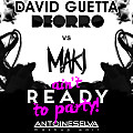 Ain't ready to party (Antoine Selva Dj mashup edit)