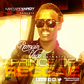 ROMAIN VIRGO PRINCE OF REGGAE MIXTAPE (Preview)