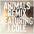 Maroon 5 - Animals (Feat. J. Cole - Remix) / ☆☆☆☆