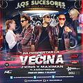 Pa Despertar Vecina - J King & Maximan Ft Anonimus (Prod.By Onell & Klasico)