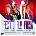 Zerqe & Malkry Ft J.SLow & CesarFlow -Pegaito a La Pared (Prod By.JCRecords & Wenze El Genio Musical)