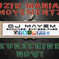 DJ M.A.Y.E.M. DANCE MIX (PT.1)