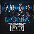 Ironia - J Alvarez Ft Miky Woodz, Darell & Darkiel