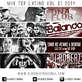 Mix Top Latino Vol 01 2014 - Dj Robert Original www.djrobertoriginal