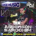 CD House Beats by DJ Anderson Sarochim