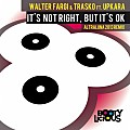 089. Walter Fargi, Trasko - It's Not Right, But It's Ok (Altraluna 2013 Remix)
