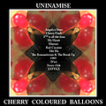 Cherry Coloured Balloons