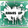 HANDS UP! & TRANCE Overdose Vol.6 (2018) (Dance,Hands Up!,Hard Dance,Hard Trance,Euro) [MIX by MAICON NIGHTS DJ]