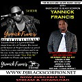 Yannick Francis - Radio Interview on The Black and White Radio Show 4-2-17