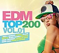 Edm Top 200 Vol.1 Cd3