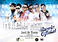 Jael & Tony Ft. Doble A & Dikey, Bruce & Moro - Algo de Ti Remix (Prod. By Giancs) Backeo Muzik 2013
