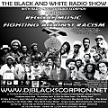 Reggae Music Fighting Against Racism on The Black and White Radio Show - Live Radio Show Vol. 50 (10-24-17)