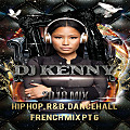 DJ KENNYMIXX - 2018 HIP HOP & RB DANCEHALL FRENCH MIX PT 6