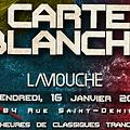 DJ PLH LIVE @ Carte Blanche: Old School Trance 2015 (16 Jan.)
