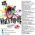 WHAT'S POP - ING MIXTAPE - DJ DILEMMA (SHOCKWAVE) - STRAIGHT FILE