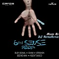 DJ RetroActive - 6th Sense Riddim Mix [Cr203 Records] March 2014